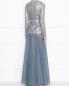 Платье-макси из кружева с декоративной аппликацией Antonio Marras  –  МодельВерхНиз1