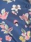 Платье-макси из шелка с узором без рукавов Weekend Max Mara  –  Деталь