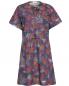 Платье-мини из хлопка с узором Paul Smith  –  Общий вид
