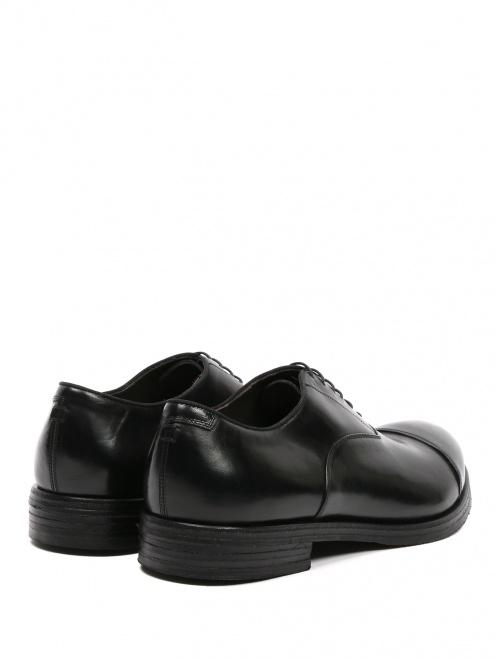 Ботинки из кожи - Обтравка2