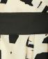 Платье-макси из смешанного шелка с поясом Pianoforte  –  Деталь