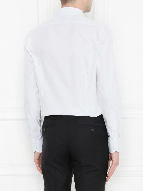 Рубашка из хлопка - МодельВерхНиз1