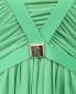 Платье-макси с декором Versace Collection  –  Деталь
