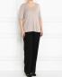 Прямые классические брюки Marina Rinaldi  –  Модель Общий вид