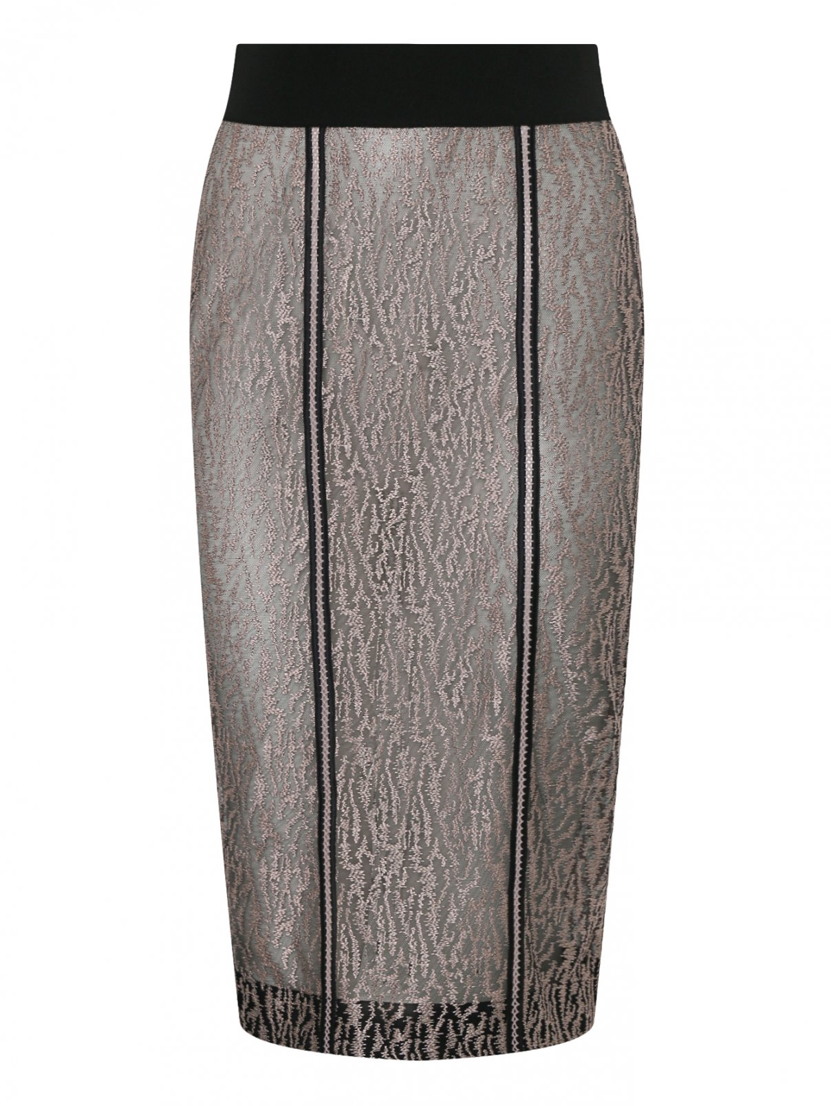 Юбка-карандаш с узором La Perla  –  Общий вид