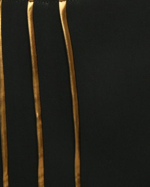Юбка-миди с драпировкой - Общий вид