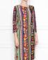 Платье с цветочным узором Etro  –  МодельВерхНиз