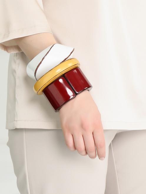 Комплект браслетов - Модель Верх-Низ