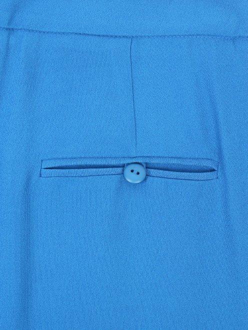 Укороченные брюки прямого кроя - Деталь