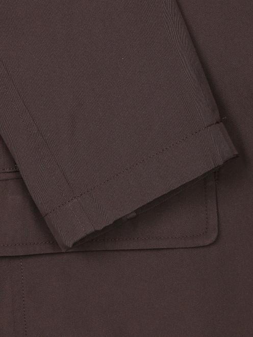 Пиджак с подкладом на молнии - Деталь