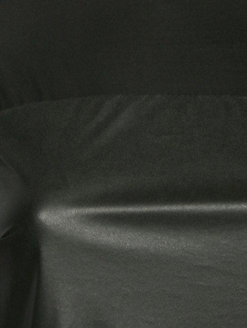 Платье-макси с длинными рукавами - Деталь