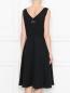 Платье с расклешенной юбкой Calvin Klein Jeans  –  МодельВерхНиз1