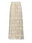Юбка-макси с кружевной вставкой Blugirl Blumarine  –  Общий вид