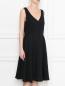 Платье с расклешенной юбкой Calvin Klein Jeans  –  МодельВерхНиз