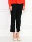 Легкие брюки с боковыми карманами nude  –  Модель Верх-Низ