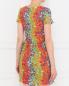 "Платье-мини с узором ""кружево"" Moschino Boutique  –  Модель Верх-Низ1"
