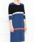 Платье-миди с рукавами 3/4 Marina Rinaldi  –  МодельВерхНиз