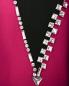 Платье-миди из шерсти с декоративной отделкой Marc Jacobs  –  Деталь