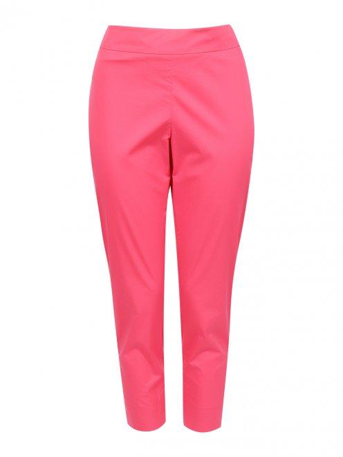Укороченные брюки из хлопка - Общий вид