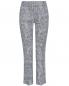 Укороченные брюки с узором Sportmax  –  Общий вид