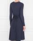 Платье-миди, трикотажное, из вискозы Max&Co  –  МодельВерхНиз1
