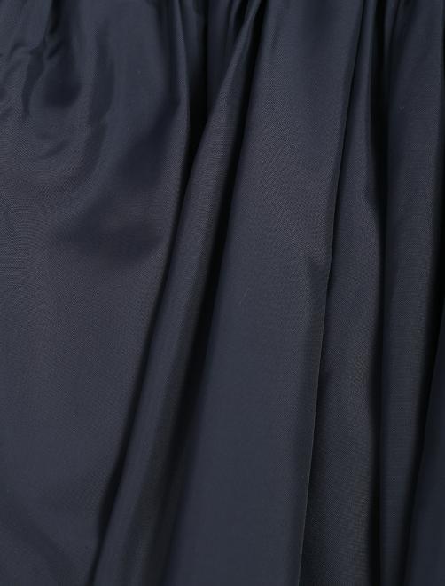 Юбка на резинке, со сборкой - Деталь