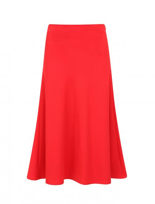 Классическая юбка-миди - Общий вид