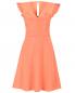 Платье-мини с воланами Max&Co  –  Общий вид