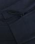 Джемпер из шерсти с круглым вырезом и завязками по бокам Jil Sander Navy  –  Деталь1