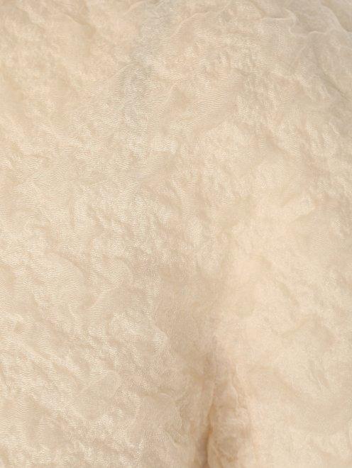 Болеро из шелка - Деталь