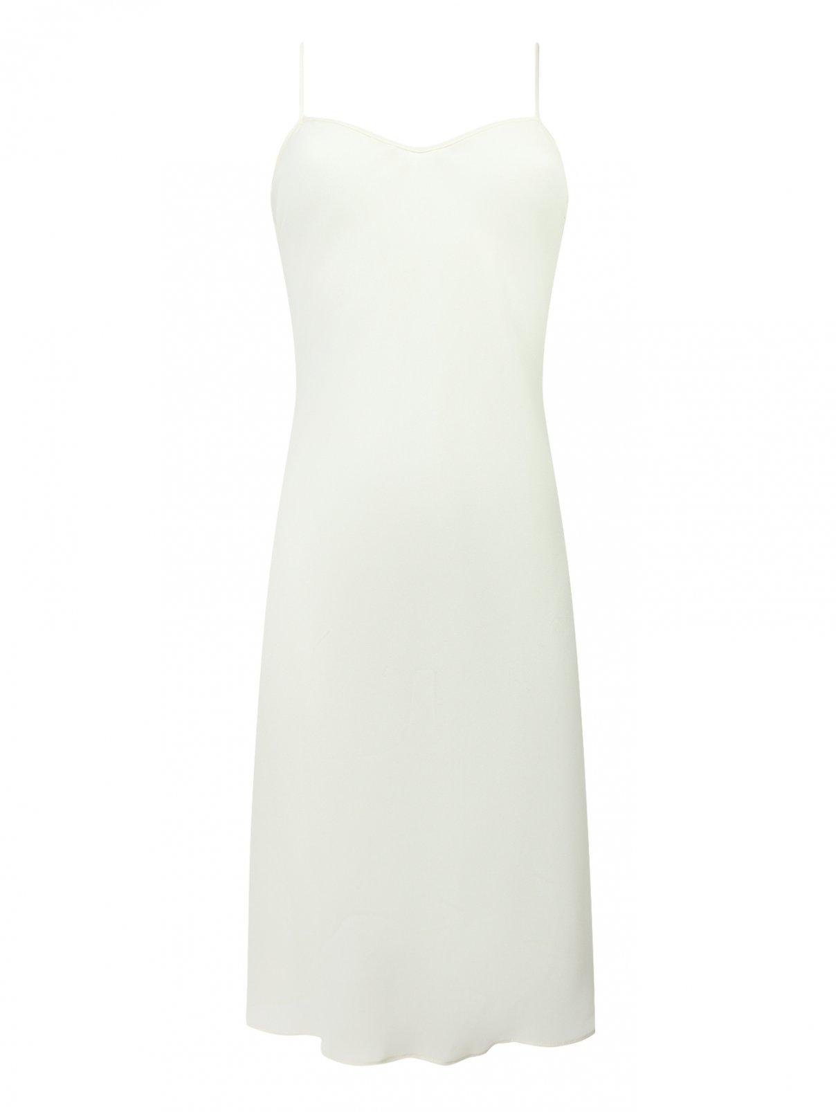 Полупрозрачная сорочка Jil Sander Navy  –  Общий вид