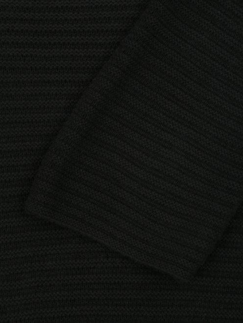 Джемпер кашемировый - Деталь