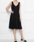 Платье с расклешенной юбкой Calvin Klein Jeans  –  МодельОбщийВид