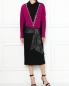 Платье-миди из шерсти с декоративной отделкой Marc Jacobs  –  МодельОбщийВид