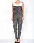 Классические брюки из шерсти и хлопка Barbara Bui  –  Модель Общий вид