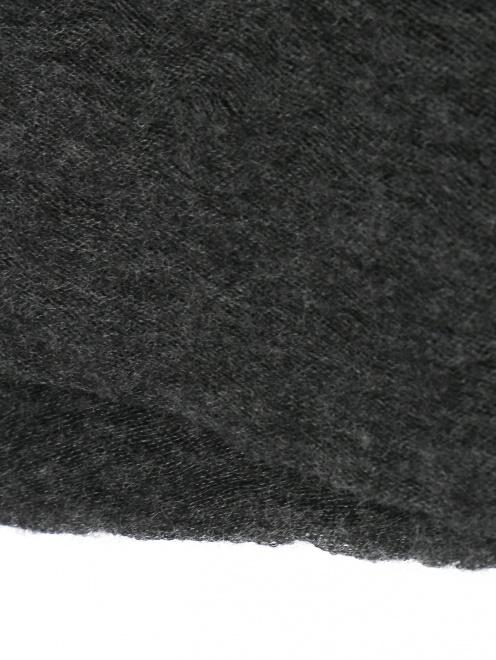 Шарф из кашемира - Деталь1