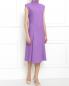 Платье-миди с контрастной отделкой Paul Smith  –  Модель Общий вид