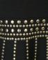 Платье из вискозы декорированное заклепками Michael by Michael Kors  –  Деталь1