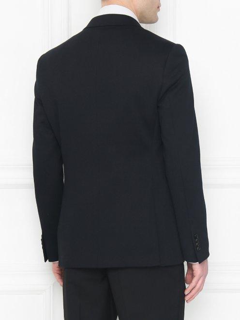 Пиджак из хлопка - МодельВерхНиз1