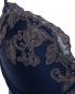 Корсет из шелка декорированный вышивкой La Perla  –  Деталь