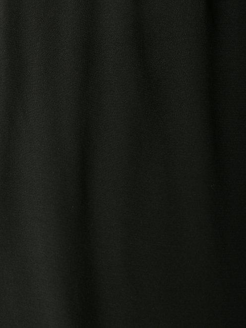 Шорты-кюлоты на резинке - Деталь